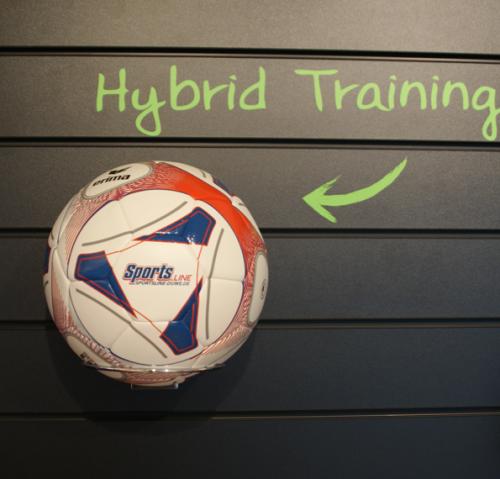 Sportsline geht Hybrid