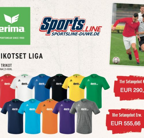Liga Sport Angebot!