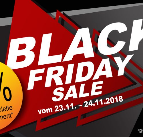 ! BLACK FRIDAY SALE !